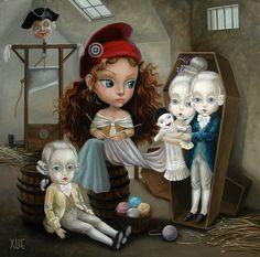 ArtParasite - Xue Wang