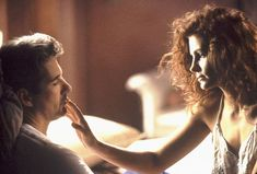 Pretty Woman! My favorite scene in the movie...needed no words whatsoever!!