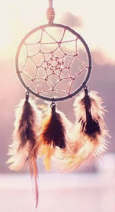 Dream catcher...thank goodness I don't have one of these...sometimes I REALLY like my dreams..=)...buon giorno bella..