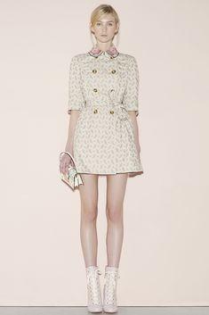 Red Valentino - New York Fashion Week 2015.