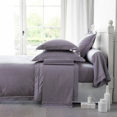 #home #homedecor #decoration #lavender #purple #bedroom