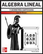 Algebra lineal y geometría cartesiana / Juan de Burgos Román, 3ª ed. 2006