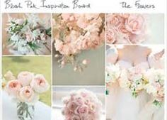green pink and cream wedding - Bing Images