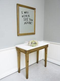a-beautifulchaos: Elmgreen & Dragset @ in Galerie Perrotin