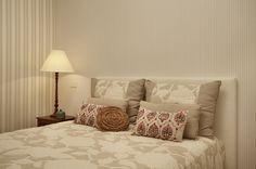 Decoração de: Quarto de casal - quarto de hóspedes; Casa de Valentina