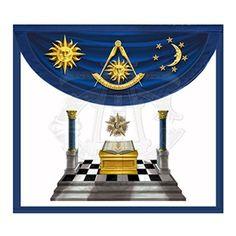 past masters masonic apron