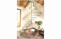 marrietti stairs | Railing and Banister Systems by Marretti
