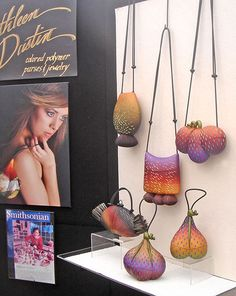One of The World's Leading Polymer Clay Artists, Kathleen Dustin «