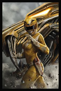 """All Power Rangers posters I did For """"Acme Archives"""". Go go Power Rangers! Power Rangers 2017, Power Rangers Fan Art, Mighty Morphin Power Rangers, Power Rangers Poster, Power Rangers Cosplay, Desenho Do Power Rangers, Pawer Rangers, Green Ranger, Batwoman"""