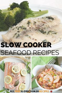 How to cook salmon in the slow cooker recipe salmon crockpot slow cooker seafood recipes shrimp salmon tilapia and more who knew that ccuart Image collections