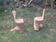 double log chair