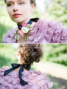 Holly Stalder Northwest Bridal Shoot