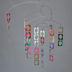 art hanging mobile - Google Search