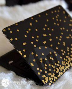 Laptop Skin | make your own custom vinyl computer decals