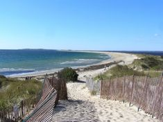 Beautiful Napatree Point in Westerly, Rhode Island  ~  I can smell the ocean............