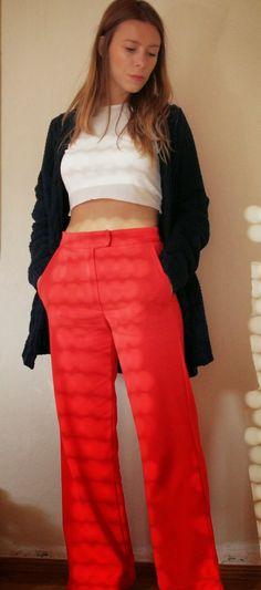Kolay Pantolon Dikimi - bir dik & bin bak