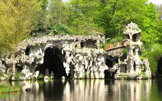 Parc Majolan à Blanquefort (près de Bordeaux – 33)
