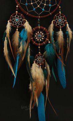 Dream catcher Dreamcatcher American mascots Indian talisman light blue Brown Beige color Boho Home Decor Native American Dream Catcher Native American, Native American Art, A Perfect Circle, Dreamcatcher Wallpaper, Dream Catcher Decor, Arte Tribal, Beautiful Dream, Beige Color, Nativity