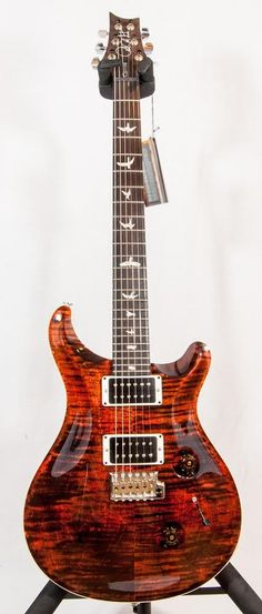 PRS Custom 24 Orange Tiger #210923