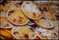 Suspiros de los amantes Moroccan Desserts, Kitchen Recipes, Cooking Recipes, Plum Cake, Crazy Cakes, Portuguese Recipes, Mini Cakes, Cup Cakes, Four