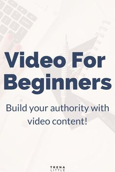 What was my secret to growing my business in 6 months?  VIDEO!  If your are trying everything to get more email subscribers and to have more people buying your course or your services its time to start using video!  My course Video For Beginners will teach you everything you need to know to create stress-free, action-taking video content for your business!  Click the pin to learn more about this epic course!