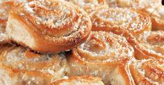 Fazer em casa deliciosos chineques de padaria vale a pena. Eles são muito mais saborosos quando consumidos ainda bem quentinhos. Vamos aprender? Ingredientes: Massa: 1 e ½ xícara de chá de leite morno 4 tabletes de...