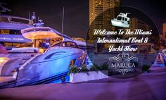 The Maruca Group Welcomes All The Miami International Boat Show Attendees.For any guidance Contact us @themarucagroup Travelers guide for luxury villa rentals and vacations around the world, please contact us @themarucagroup www.themarucagroup.com Reservations@themarucagroup.com +1305-218-5216 www.themarucagroup.com #travelersguide #sailmiami #yachtsmiamibeach #miamibeach #southbeach  #florida #yachts #sailboats #fishing #sailing #yachting #yachtbrokers #Yachtcharters #boatshow