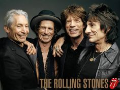 The Rolling Stones - Charlie Watts, Keith Richards, Mick Jagger, and Ron Wood - will play Hyde Park this summer. File picture: AP Photo/The Rolling Stones, Mark Seliger-File The Rolling Stones, Keith Richards, Mick Jagger, Music Metal, Rock Music, Trip Hop, Rock And Roll, Ringo Starr, Classic Rock Bands
