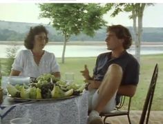 Ayrton with his mother