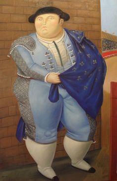 Picador 05 by Botero Print from Print Masterpieces. All Artwork can be Optionally Framed. Print Masterpieces - Curated Fine Art Canvas Prints and Oil on Canvas Artwork Canvas Artwork, Canvas Art Prints, Oil On Canvas, Portrait Art, Portraits, Frida Diego, Plus Size Art, Mexico Art, Pretty Drawings