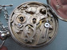 BIG TASCHENUHR* MIT PFERD SÄGE WERK CHINA Chinese market POCKET WATCH | eBay