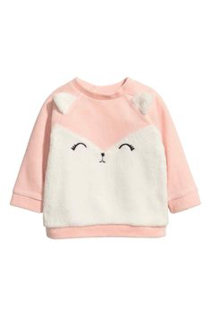 Lovely Girls Funny Little Sloth Animal Patch Knitted Material Long Sleeves Cardigan Sweater Summer Season Trendy Coat