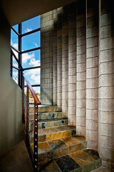 North Scottsdale Estate contemporary staircase