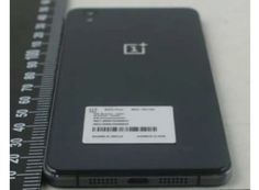 Unknown OnePlus phone with model number One E1005 visits FCC, Picture leaks out