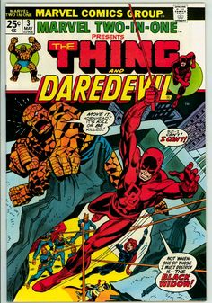 Marvel Two-in-One 3 (VF 8.0)