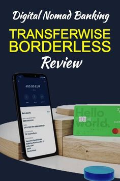 If you work online, run a digital nomad business, or travel, you need this app. The Borderless App will change how you travel & work online Travel Money, Work Travel, Budget Travel, Online Business Opportunities, Digital Nomad, Online Work, Traveling By Yourself, Travel Hacks, Private Banking