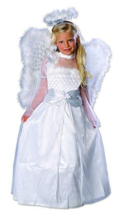Rubies Rosebud Angel Child Costume, Large, One Color ** Be sure to check out this awesome product.