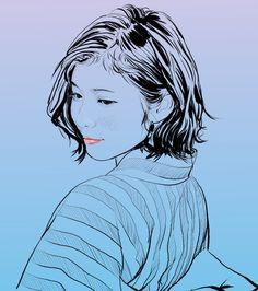 """てらりん on Twitter: """"松岡茉優さん(@hiratahirata14) #似顔絵 #イラスト #イラストレーション #女優 #松岡茉優 #caricature #illustration #portrait #artwork #drawing #actress #mayumatsuoka https://t.co/5swHYWl4rx"""""""