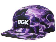 Purple Haze 5-Panel Hat by DGK
