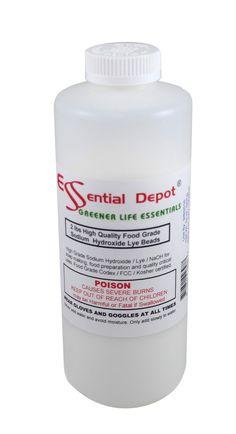 Amazon.com: Food Grade Sodium Hydroxide Lye Micro Beads, 2 Lbs.: Automotive