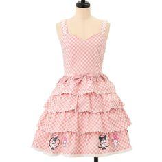 http://www.wunderwelt.jp/products/detail6923.html ☆ ·.. · ° ☆ ·.. · ° ☆ ·.. · ° ☆ ·.. · ° ☆ ·.. · ° ☆ Maimero gingham jumper skirt Heart E ☆ ·.. · ° ☆ How to order ↓ ☆ ·.. · ° ☆ http://www.wunderwelt.jp/user_data/shoppingguide-eng ☆ ·.. · ☆ Japanese Vintage Lolita clothing shop Wunderwelt ☆ ·.. · ☆ #egl