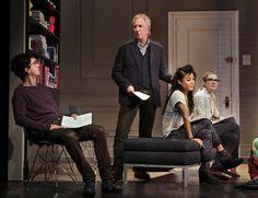 Alan Rickman in Theresa Rebeck's Comedy 'Seminar' - The New York Times
