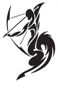 sagittarius archer tattoo - Google Search