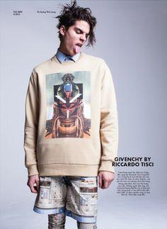 Men's Fashion Style Spring/Summer 2014 Editorial (15)   SAMUEL JING