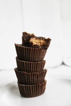 This Rawsome Vegan Life: GIVE ME CHOCOLATE ALMOND BUTTER CUPS
