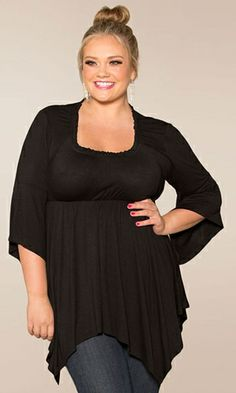 Plus Size Top Plus Size Fashion Plus Size Clothing at www.curvaliciousc... #plussize #bbw #fashion