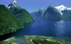 Путешествие по Новой Зеландии - http://bigcities.org/?p=10489