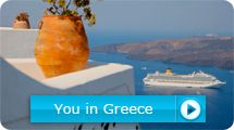 You in Greece