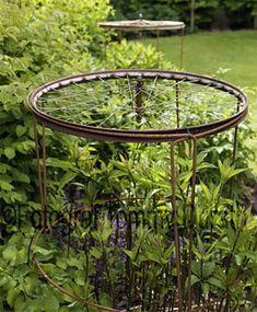 Organic Gardening In Florida Garden Trellis, Garden Beds, Garden Art, Farm Gardens, Outdoor Gardens, Peony Support, Dubai Garden, Pergola, Palm Beach Gardens