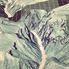 Beautifully Warped Landscapes From Apple's Glitchy Maps App   Wired Design   Wired.com